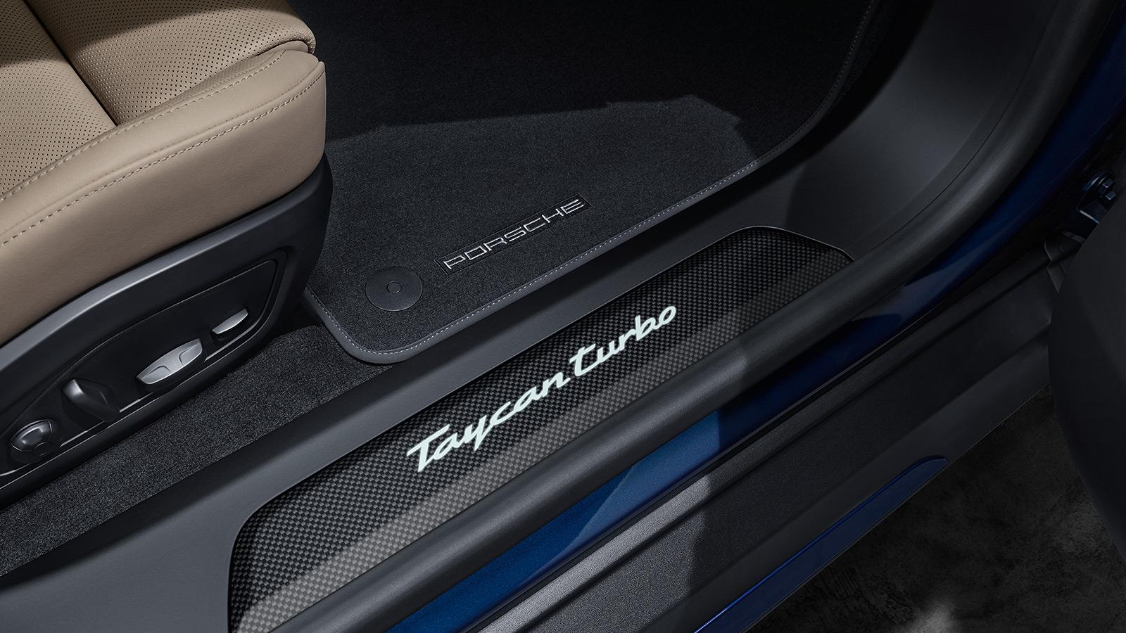 Porsche - Molduras de acceso