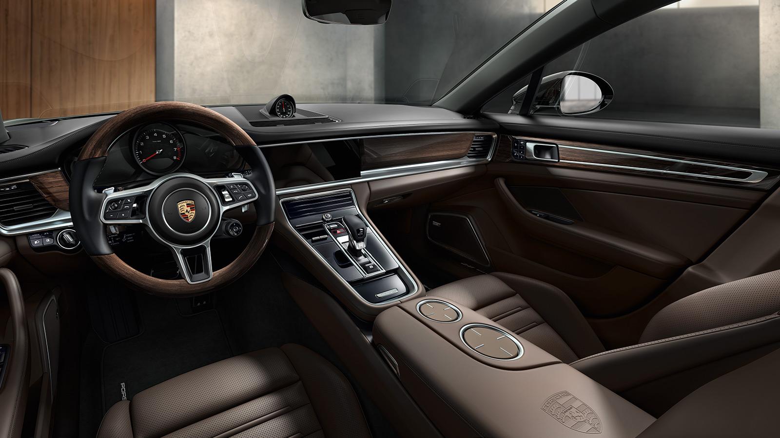 Porsche - Paquetes de interior