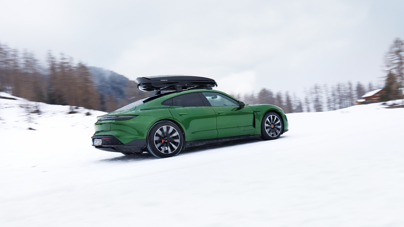 Porsche - ... when is it time for winter tyres?