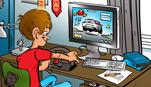 Porsche Kids Corner -  kinderboek