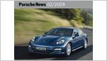 Porsche News Brochure -  News 02/2009