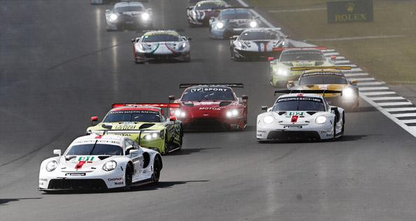 Porsche 911 RSR, Porsche GT Team (91)