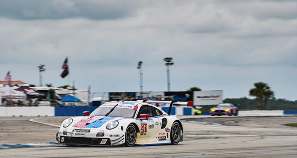 Porsche 911 RSR (911), Porsche GT Team