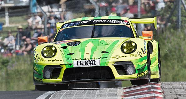 Porsche 911 GT3 R, Manthey-Racing (911)