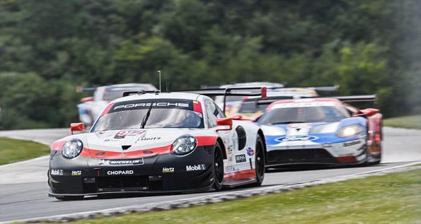 Porsche 911 RSR (912), Porsche GT Team