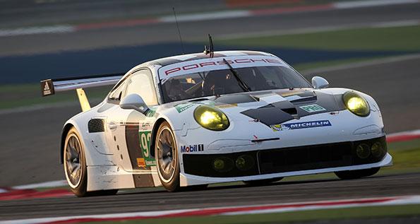 Porsche 911 RSR, Porsche AG Team Manthey
