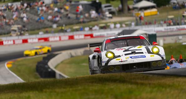 Porsche North America: Long (USA), Christensen (DEN)