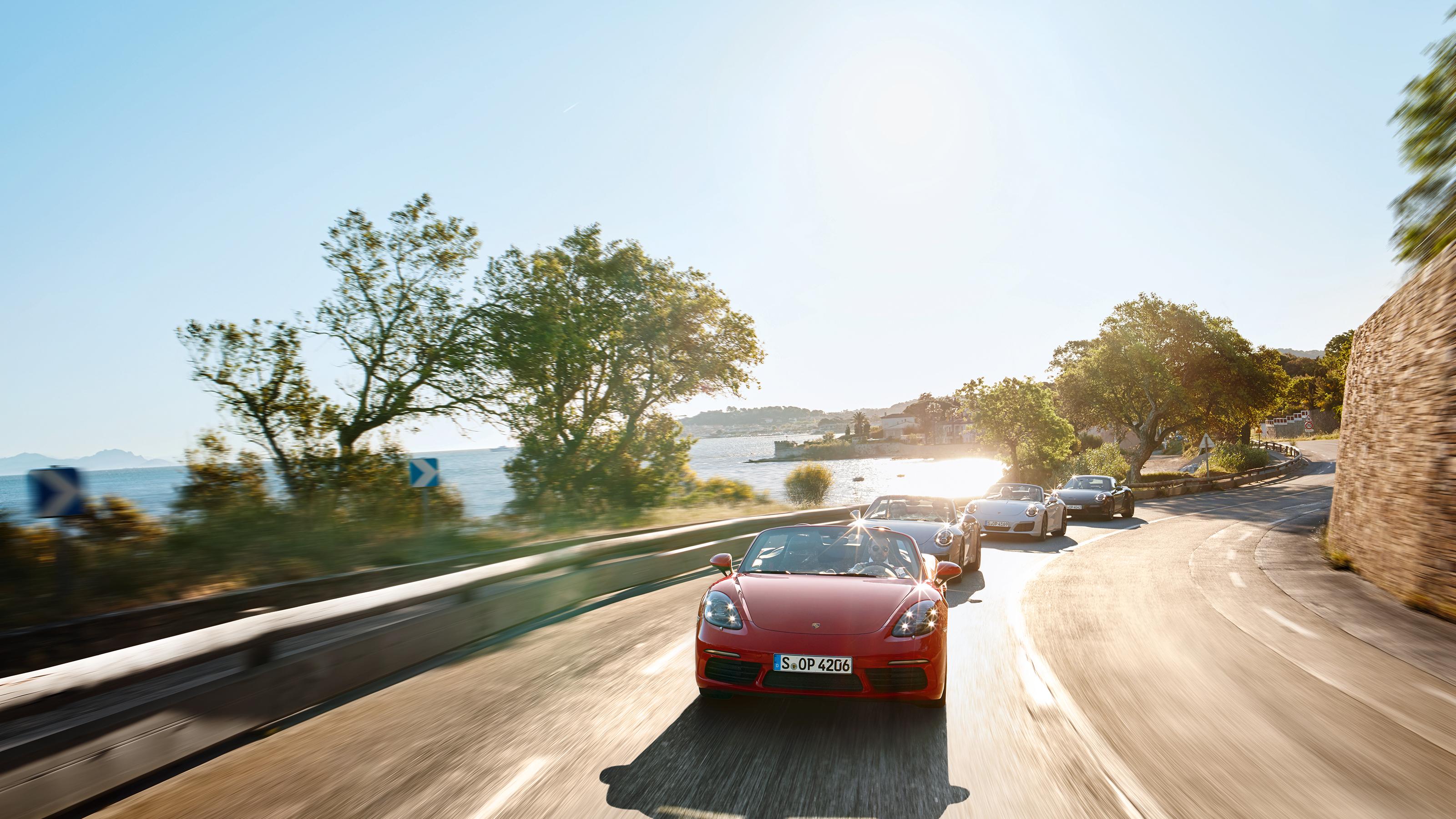 Porsche Travel Experience