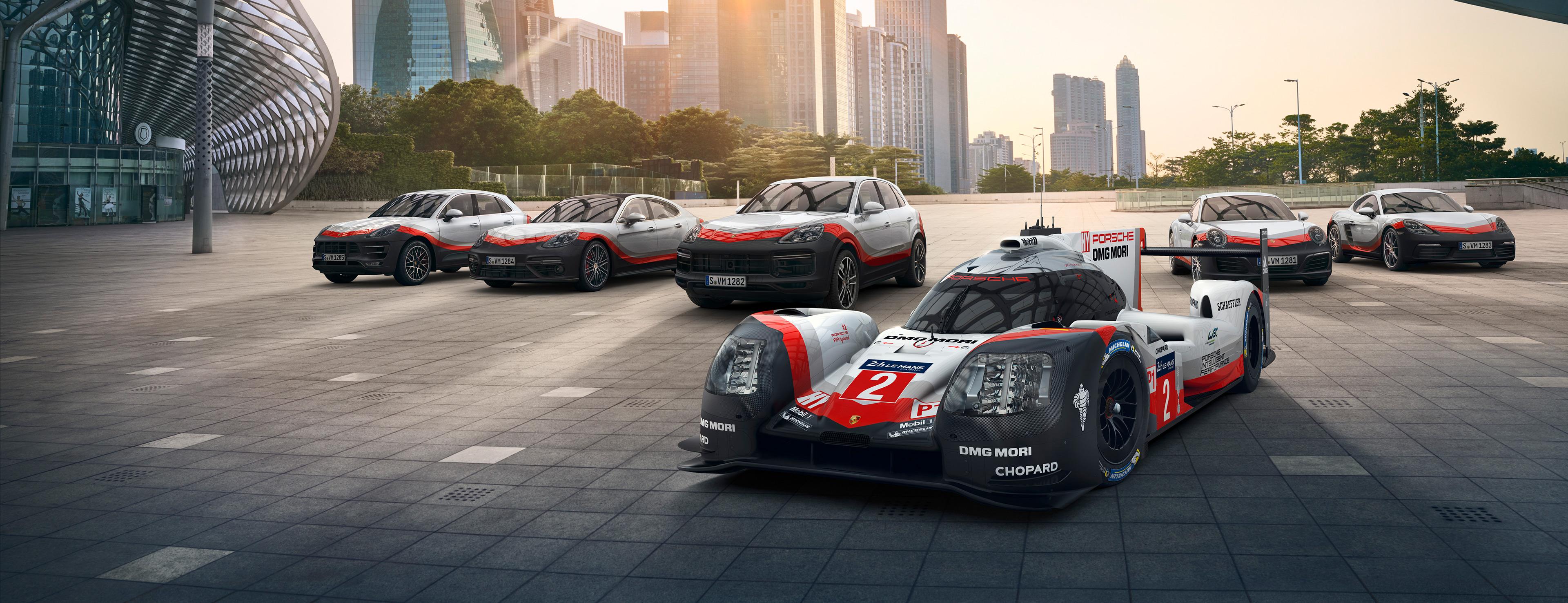 Porsche - Motorsports